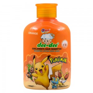 Dee-dee Children Hair Shampoo Refill Orange 250 ml