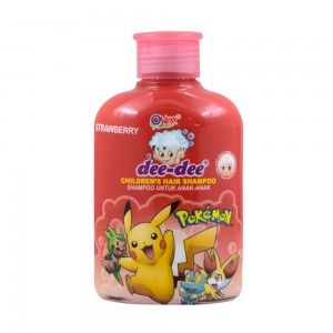 Dee-dee Children Hair Shampoo Refill Strawberry 250 ml