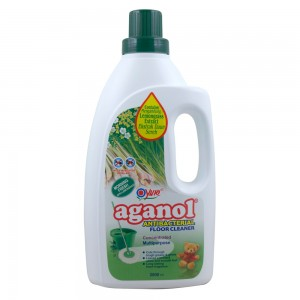 Aganol Antibacterial Floor Cleaner Morning Fresh with Lemon Grass 2000 ml