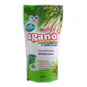 Aganol Antibacterial Floor Cleaner Morning Fresh with Lemon Grass 630 ml