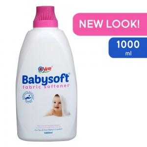 Babysoft Fabric Softener 1000 ml