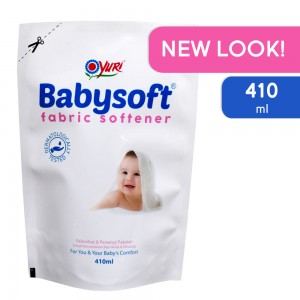 Babysoft Fabric Softener 410 ml