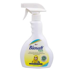 Biosoft Hijab Pelicin kain halus Ocean Fresh Spray 500 ml