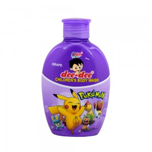 Dee-dee Children Body Wash Grape 225 ml