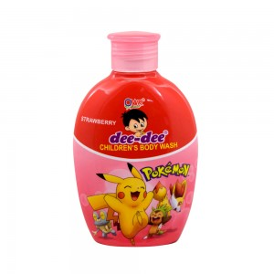 Dee-dee Children Body Wash Strawberry 225 ml