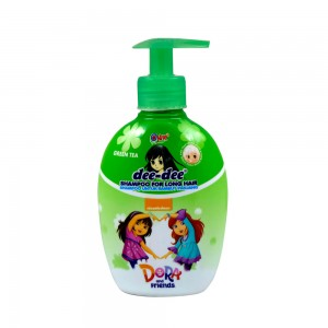 Dee-dee Shampoo Long Hair Green Tea 200 ml
