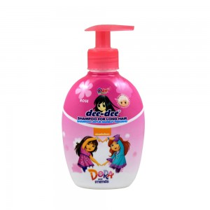 Dee-dee Shampoo Long Hair Rose 200 ml