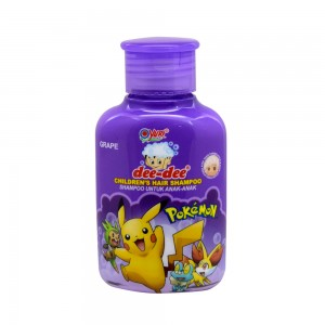 Dee-dee Children Hair Shampoo Grape 125 ml
