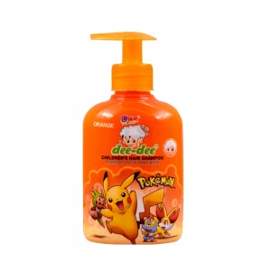 Dee-dee Children Hair Shampoo Orange 250 ml