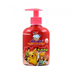 Dee-dee Children Hair Shampoo Strawberry 250 ml