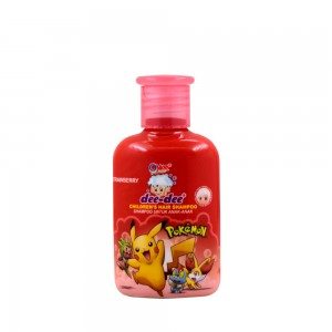 Dee-dee Children Hair Shampoo Strawberry 45 ml