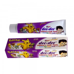 Dee-dee Children Toothpaste Grape 50 g