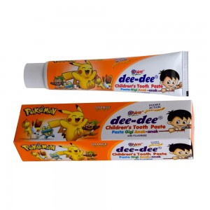 Dee-dee Children Toothpaste Orange 50 g