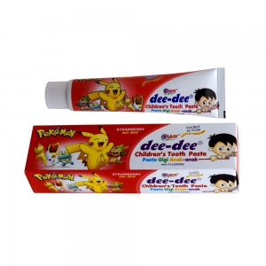 Dee-dee Children Toothpaste Strawberry 50 g