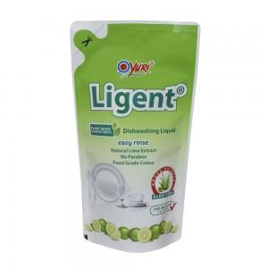 Ligent Dishwashing Detergent Lime 600 ml