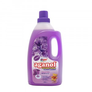 Aganol Antibacterial Floor Cleaner Lavender 2000 ml