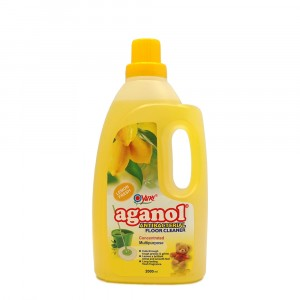 Aganol Antibacterial Floor Cleaner Lemon Fresh 2000 ml