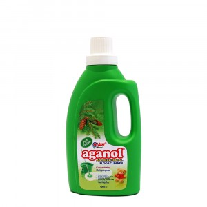 Aganol Antibacterial Floor Cleaner Pine Fresh 1000 ml