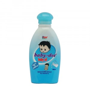 Baby-dee Baby Oil Milk 200 ml