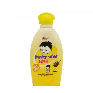 Baby-dee Baby Oil Honey 200 ml