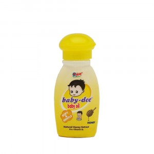 Baby-dee Baby Oil Honey 50 ml