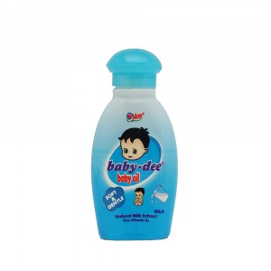 Baby-dee Baby Oil Milk 100 ml