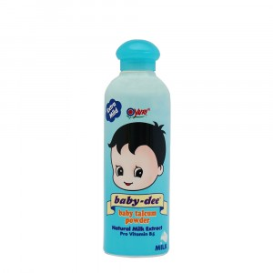 Baby-dee Baby Talcum Powder Milk 200 ml