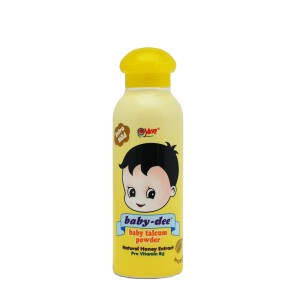 Baby-dee Baby Talcum Powder Honey 100 ml