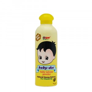 Baby-dee Baby Talcum Powder Honey 200 ml