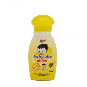 Baby-dee Baby Lotion Honey 50 ml