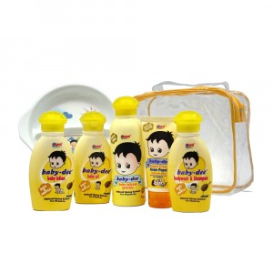 Baby-dee Toiletries Pack Honey