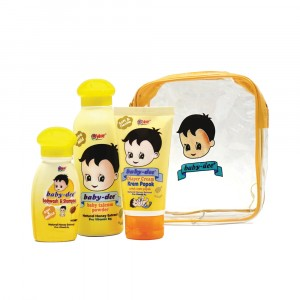 Baby-dee Travel Pack Honey