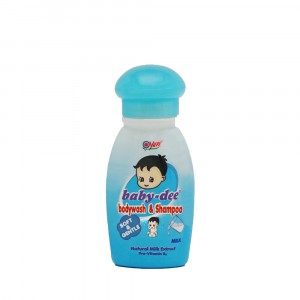 Baby-dee Body Wash & Shampoo Milk 50 ml