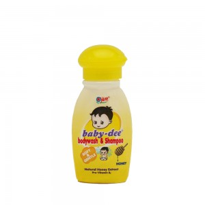 Baby-dee Baby Body Wash & Shampoo Honey 50 ml