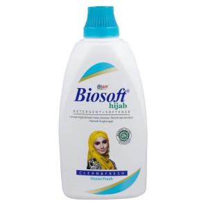 Biosoft Hijab Detergent + Softener 900 ml