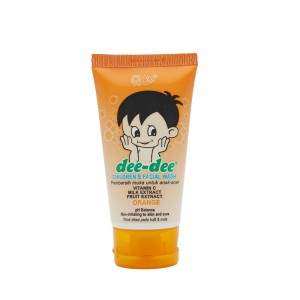 Dee-dee Children Facial Wash Orange 50 g