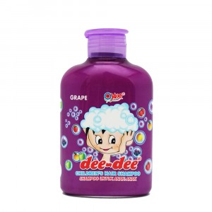 Dee-dee Children Hair Shampoo Refill Grape 250 ml