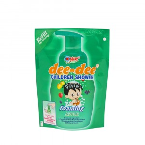 Dee-dee Children Shower Foaming Apple 200 ml