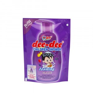 Dee-dee Children Shower Foaming Grape 200 ml