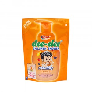 Dee-dee Children Shower Foaming Orange 200 ml