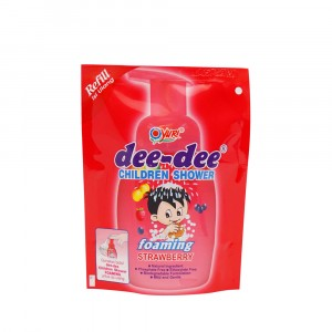 Dee-dee Children Shower Foaming Strawberry 200 ml