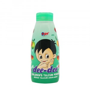 Dee-dee Children Talcum Powder Apple 150 g
