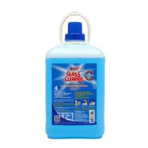 Yuri Glass Cleaner Foam Fresh Blue 3.7 L
