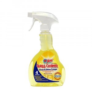 Yuri Glass Cleaner Foam Lemon Fresh 500 ml