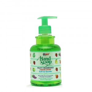 Yuri Hand Soap Apple 410 ml
