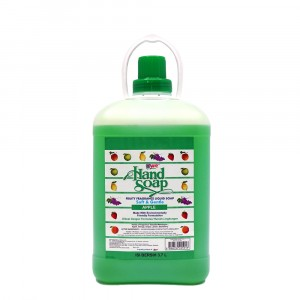 Yuri Hand Soap Apple 3.7 L