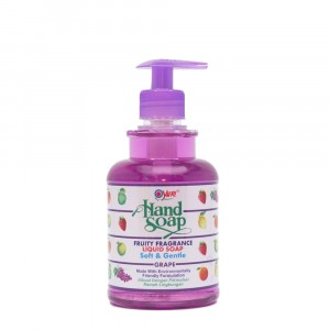 Yuri Hand Soap Grape 410 ml