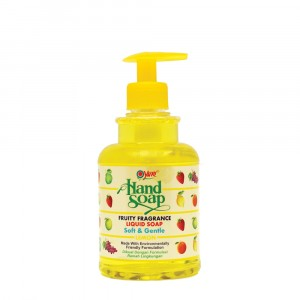 Yuri Hand Soap Lemon 410 ml