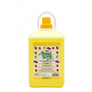 Yuri Hand Soap Lemon 3.7 L
