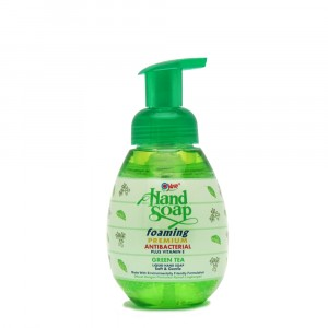 Yuri Hand Soap Foaming Premium Green Tea 410 ml